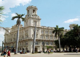 Asturian Center Old Havana