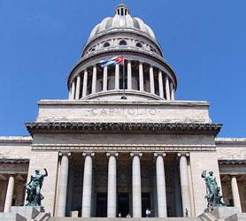 Capital Building in Havana | Capitolio Havana