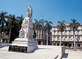 Monumento Jose Marti Habana Vieja